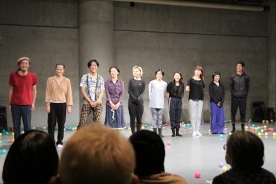"""踊り上手が結集した「ダンスブリッジ」第2弾""""対話KONDO劇場""""終わる_d0178431_23162686.jpg"""