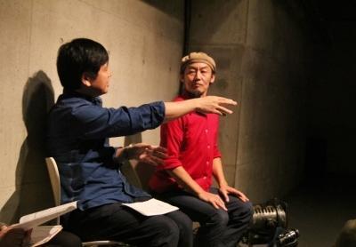 """踊り上手が結集した「ダンスブリッジ」第2弾""""対話KONDO劇場""""終わる_d0178431_23185724.jpg"""