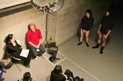 """踊り上手が結集した「ダンスブリッジ」第2弾""""対話KONDO劇場""""終わる_d0178431_23255700.jpg"""