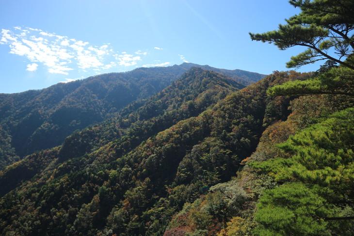 神掛岩トレッキングコース&傾山冷水登山口!_e0272335_1957918.jpg