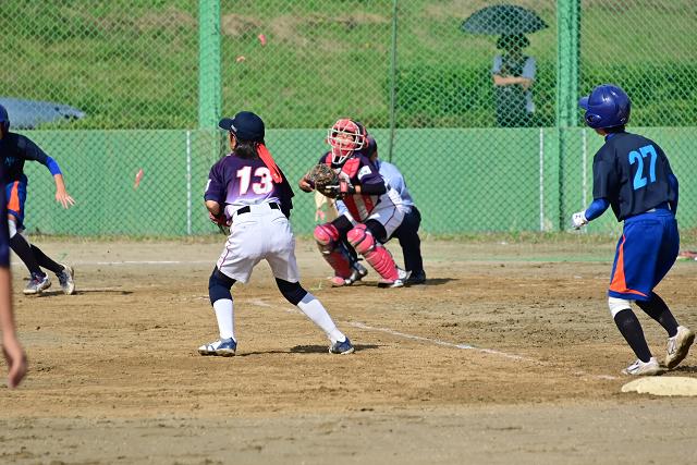 2019第14回ナガセケンコー杯二本松大会 那須中央VS高森_b0249247_22192009.jpg