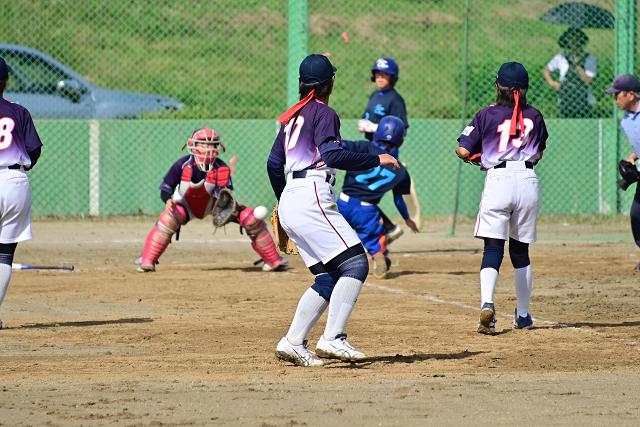 2019第14回ナガセケンコー杯二本松大会 那須中央VS高森_b0249247_22192525.jpg