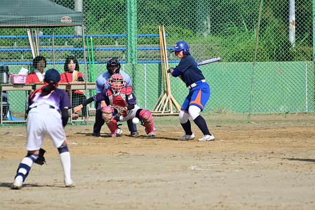 2019第14回ナガセケンコー杯二本松大会 那須中央VS高森_b0249247_22192567.jpg