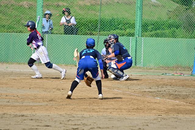 2019第14回ナガセケンコー杯二本松大会 那須中央VS高森_b0249247_22193748.jpg