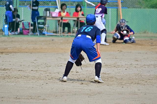 2019第14回ナガセケンコー杯二本松大会 那須中央VS高森_b0249247_22193786.jpg