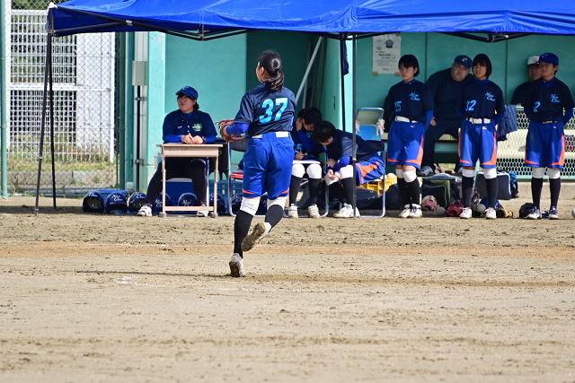 2019第14回ナガセケンコー杯二本松大会 那須中央VS高森_b0249247_22194956.jpg