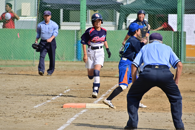 2019第14回ナガセケンコー杯二本松大会 那須中央VS高森_b0249247_22194988.jpg