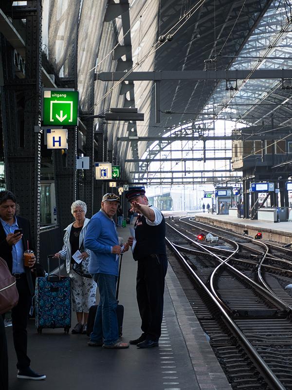 オランダ・11 タリスに乗ってブリュッセルへ_a0003650_23110529.jpg