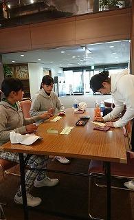 第33回 梶岡建設ジュニアゴルフ月例競技会_f0151251_09555902.jpg