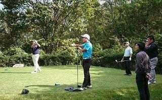 第33回 梶岡建設ジュニアゴルフ月例競技会_f0151251_09561895.jpg