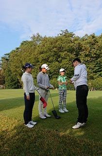 第33回 梶岡建設ジュニアゴルフ月例競技会_f0151251_09562253.jpg