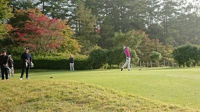 第33回 梶岡建設ジュニアゴルフ月例競技会_f0151251_09563468.jpg