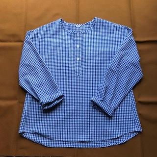 ギンガムチェックのワークシャツ_c0247253_09135579.jpg