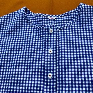 ギンガムチェックのワークシャツ_c0247253_09140689.jpg