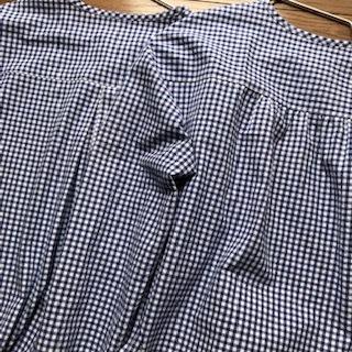 ギンガムチェックのワークシャツ_c0247253_09142378.jpg