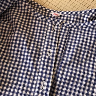 ギンガムチェックのワークシャツ_c0247253_09143734.jpg