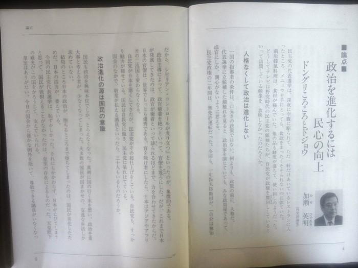 同人誌[カレント]加藤英明先生の論点よりの抜粋後編_e0009056_13420856.jpg