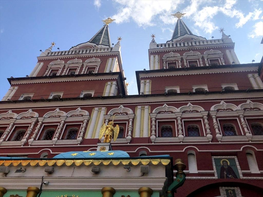 赤の広場は満員!@モスクワ_a0092659_23321981.jpg