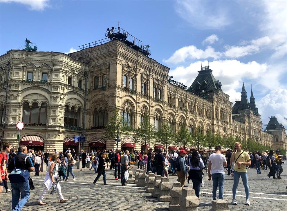 赤の広場は満員!@モスクワ_a0092659_23503921.jpg