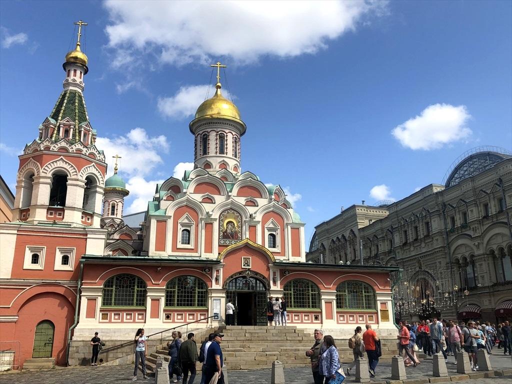 赤の広場は満員!@モスクワ_a0092659_23505253.jpg
