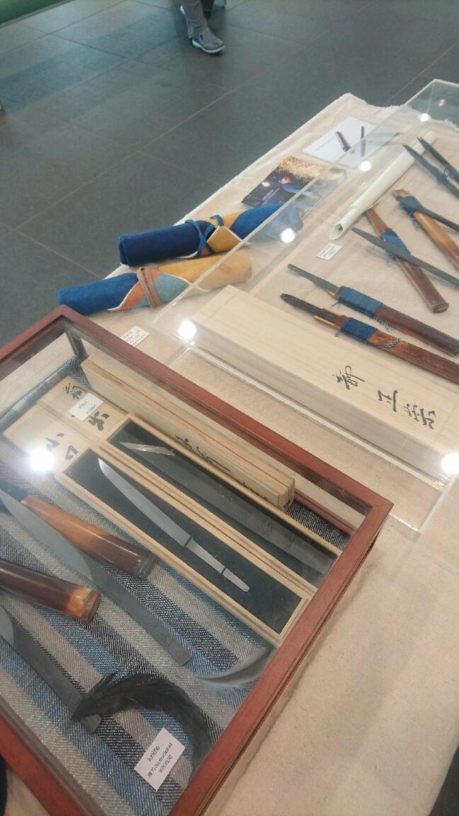 「藍と刀と」_d0239963_13055045.jpg
