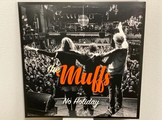 """The Muffs""""No Holiday"""" ~マルハチ私的名盤百選その98~_e0052576_23532241.jpg"""