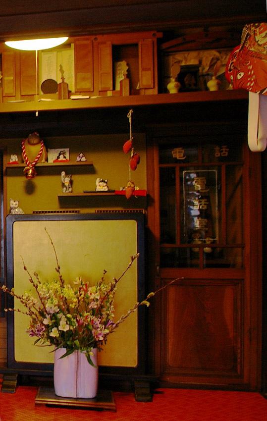 蕎麦が自慢の蔵造り宿-小諸・つたや旅館_a0385880_22330515.jpg