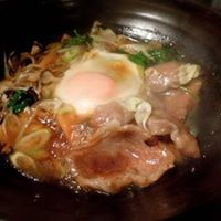松茸と和牛のすき焼き_f0232994_14140852.jpg