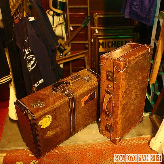 Vintage トランク いろいろあります_e0243096_18160442.jpg