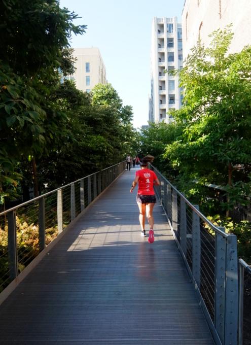 早朝の空中公園ハイラインをお散歩_b0007805_05303032.jpg