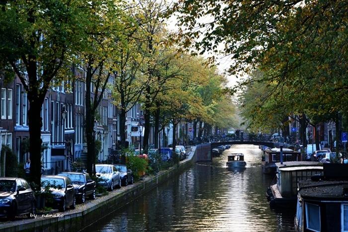 秋色のアムステルダム_a0153807_23152455.jpg