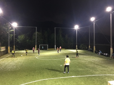 UNO 10/25(金) at UNOフットボールファーム_a0059812_18360613.jpg