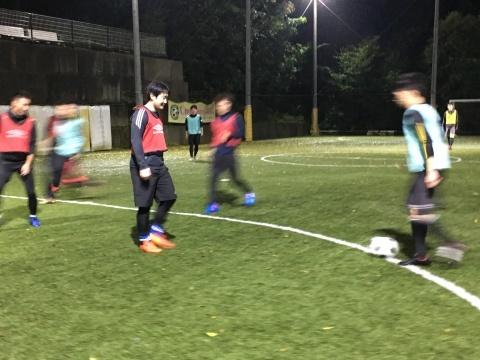 UNO 10/25(金) at UNOフットボールファーム_a0059812_18362177.jpg