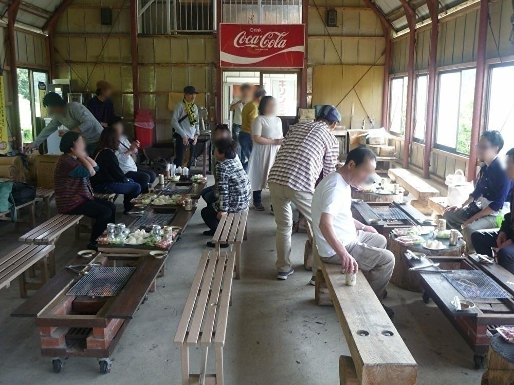 毎年恒例親睦会・リンゴ狩り&バーベキューの巻_e0036217_13120379.jpg