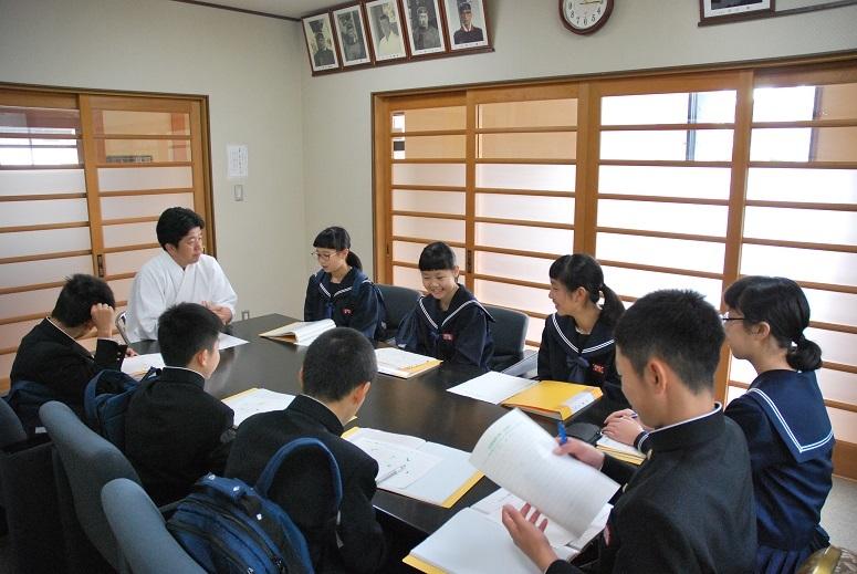 足羽中学校_f0067122_14325624.jpg