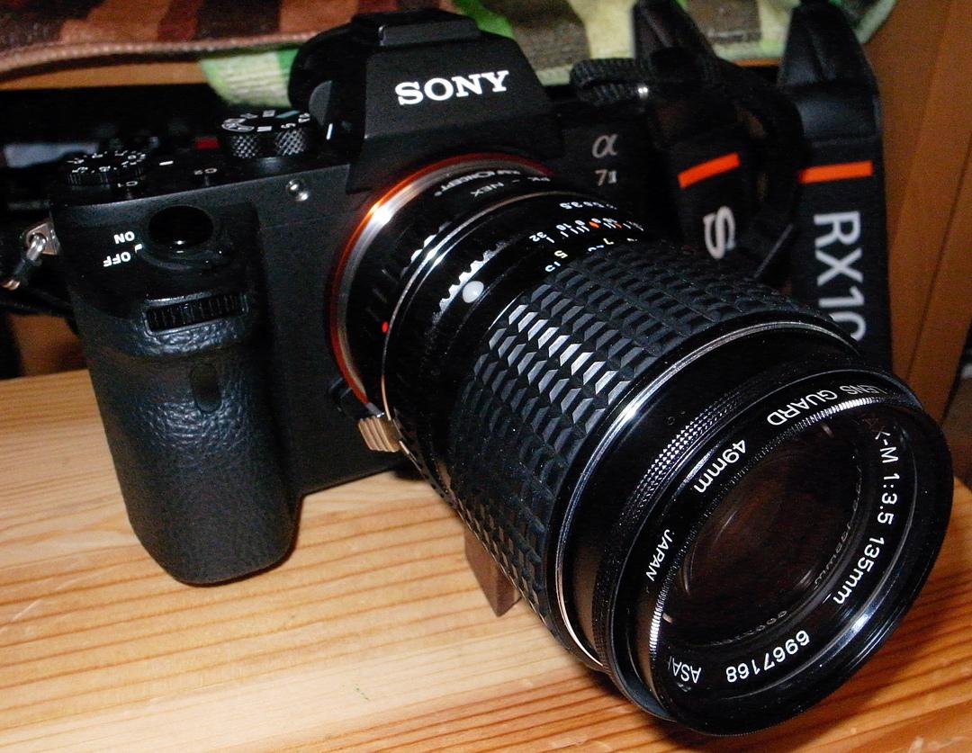 SONY/α7ⅡでオールドPentaxを使ってみる(135mmF3.5)_c0223825_06570832.jpg