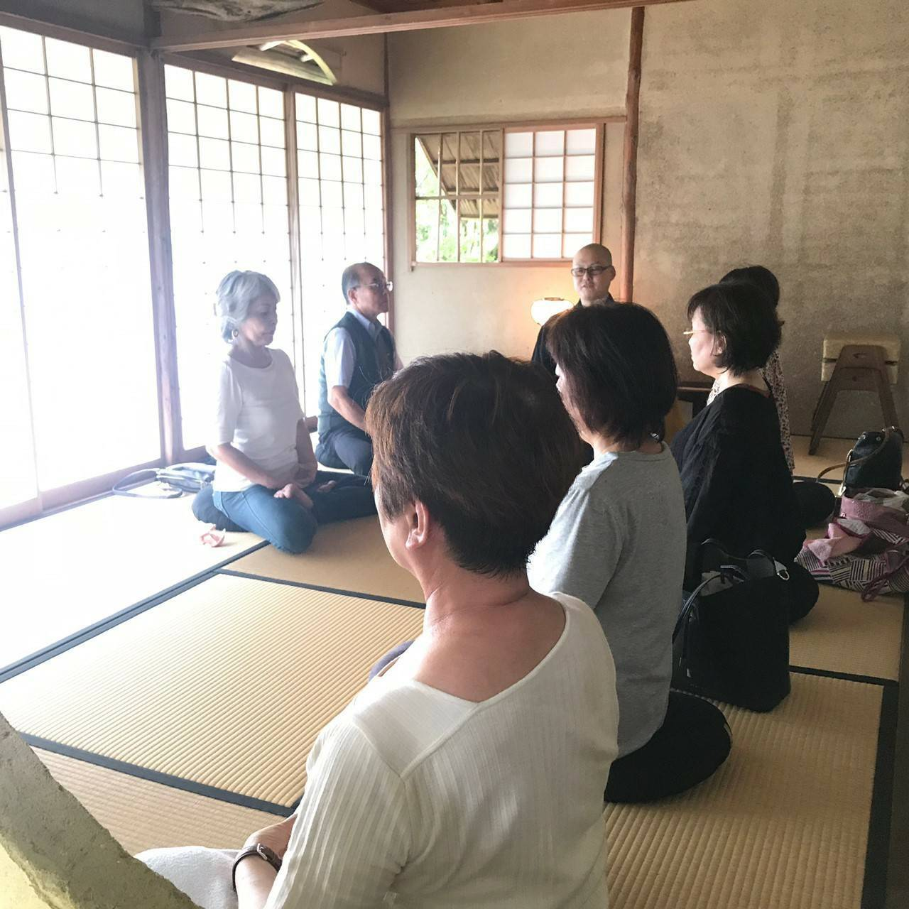 坐禅かふぇへのご来訪有難うございました。2019.6.3開催@詩仙堂丈山寺様_a0088229_21241230.jpg