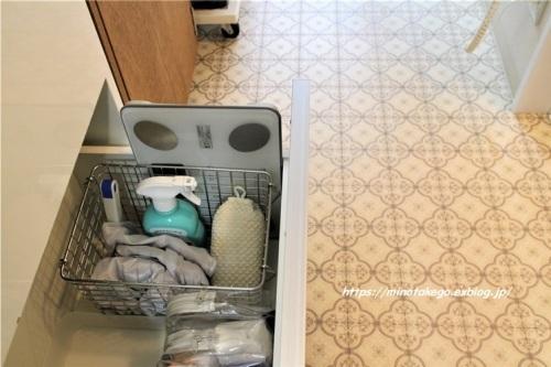 お風呂掃除セットの秘密基地_e0343145_19535272.jpg