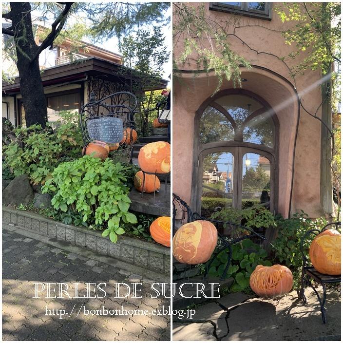 かぼちゃパトロール_f0199750_23451719.jpg
