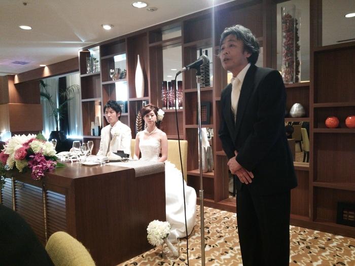 社員♀の結婚式(*^▽^)/★*☆♪_e0009056_12241817.jpg