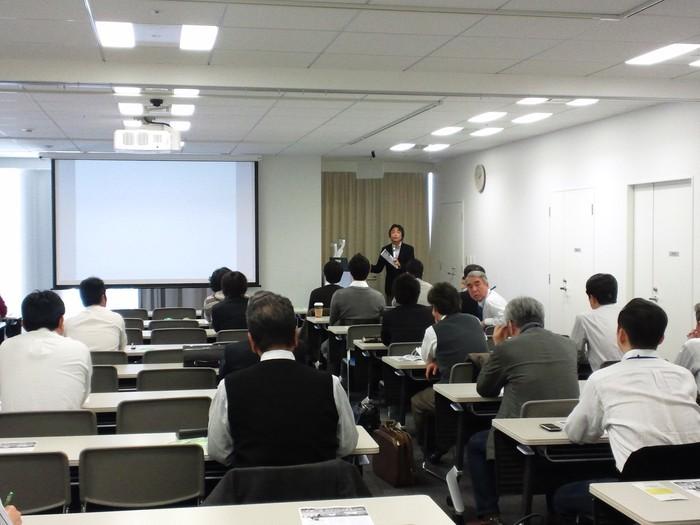 11月に続いての大阪で講演(^O^)_e0009056_14120228.jpg