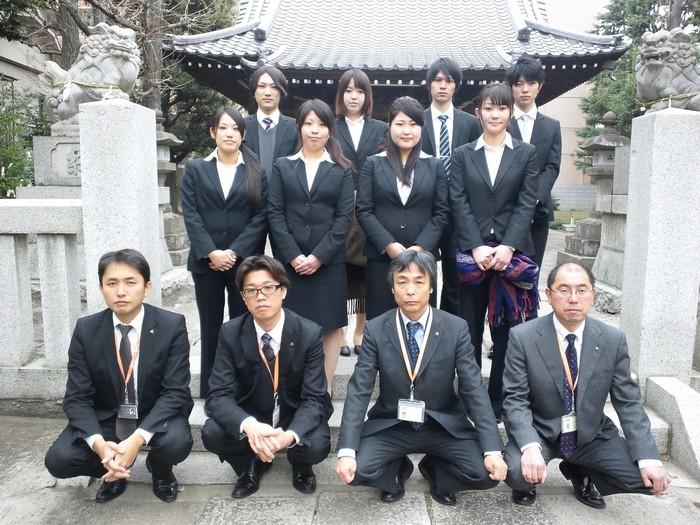 12年度第13期新卒者入社式_e0009056_14232482.jpg