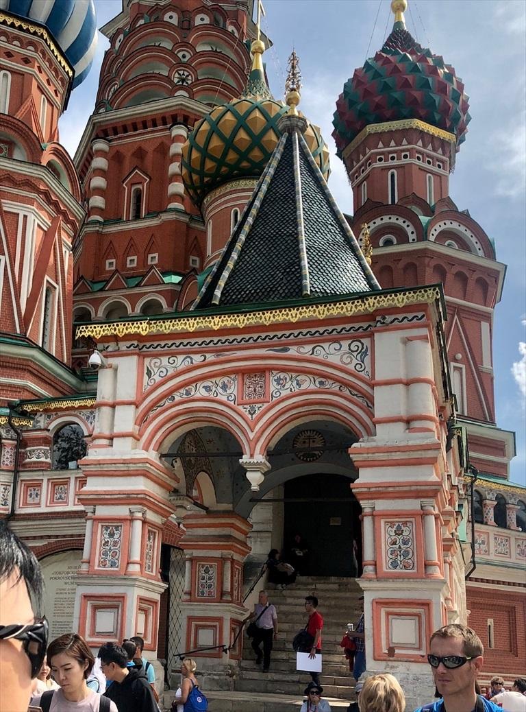 赤の広場は満員!@モスクワ_a0092659_22290170.jpg