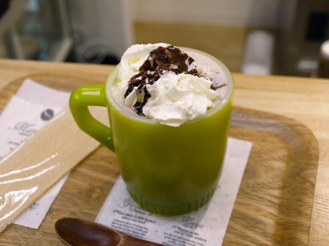 おうちコーヒー その11 (ホットチョコレート)_d0153062_20241084.jpg