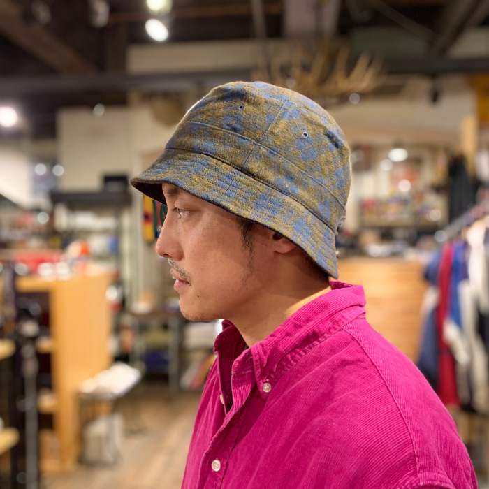 "Universal Works. ""BUCKET HAT\""_b0121563_14264373.jpeg"