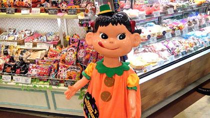 Halloween Peko_b0160363_23452237.jpg