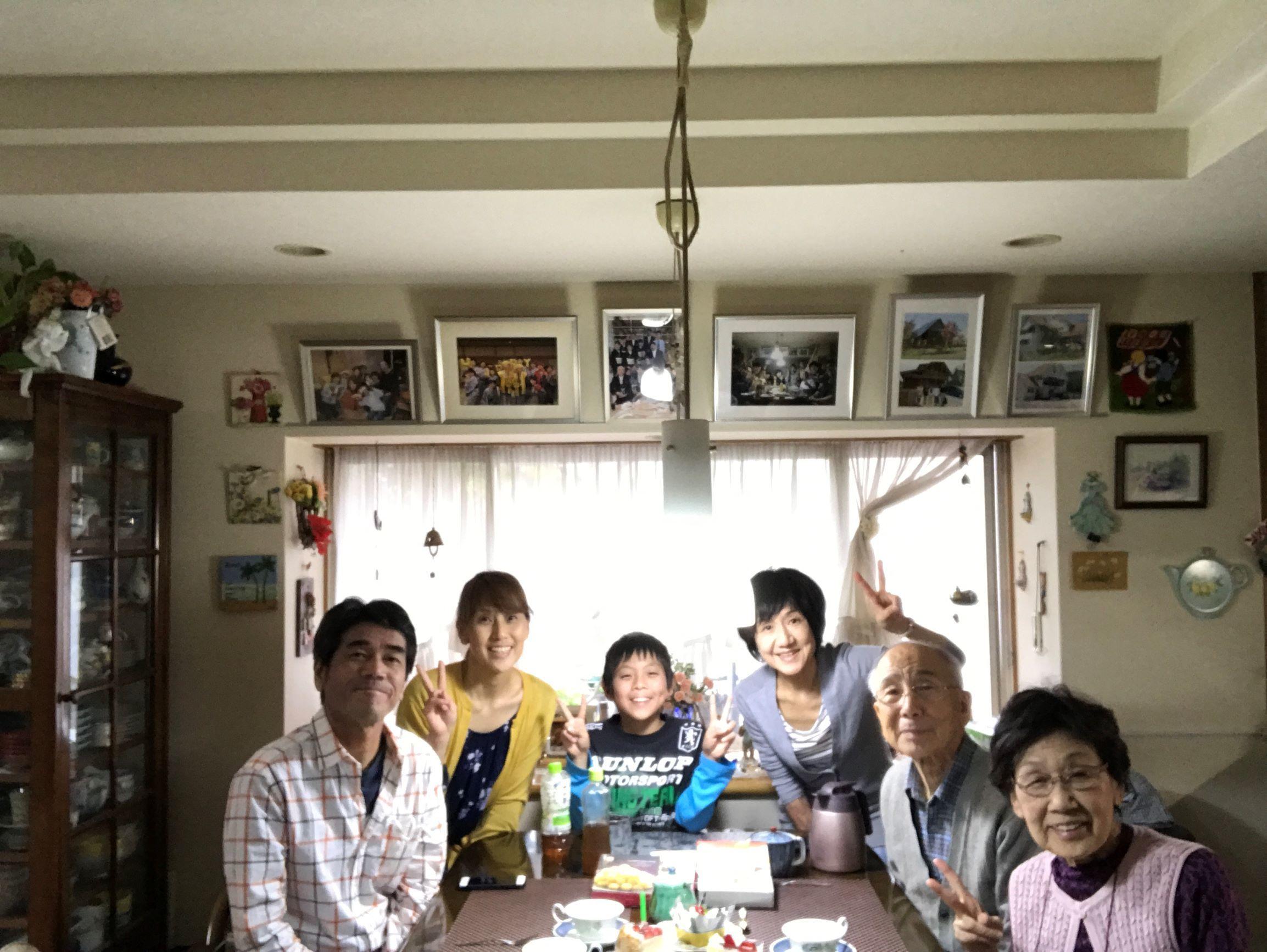 優しくしてくれる家族がいる人はみんな幸せだ_f0009169_20120890.jpg