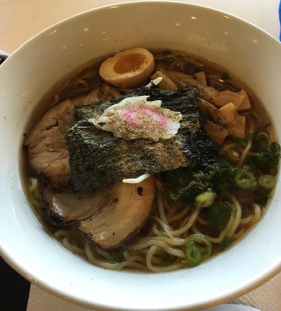 最近の日本食ー東京ラーメン、赤出し味噌_e0350971_23480629.jpg
