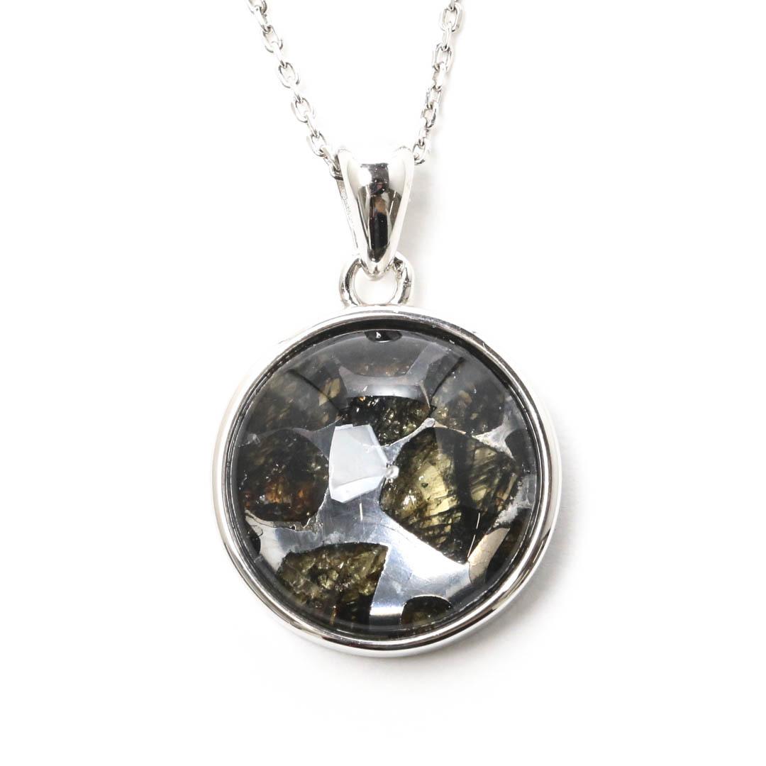 パライト隕石ペンダントトップ ケニア・セリコ産_d0303974_13184252.jpg