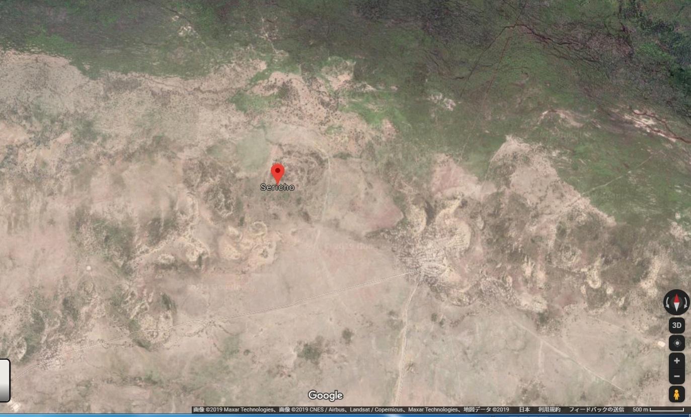 パライト隕石ペンダントトップ ケニア・セリコ産_d0303974_15095629.jpg